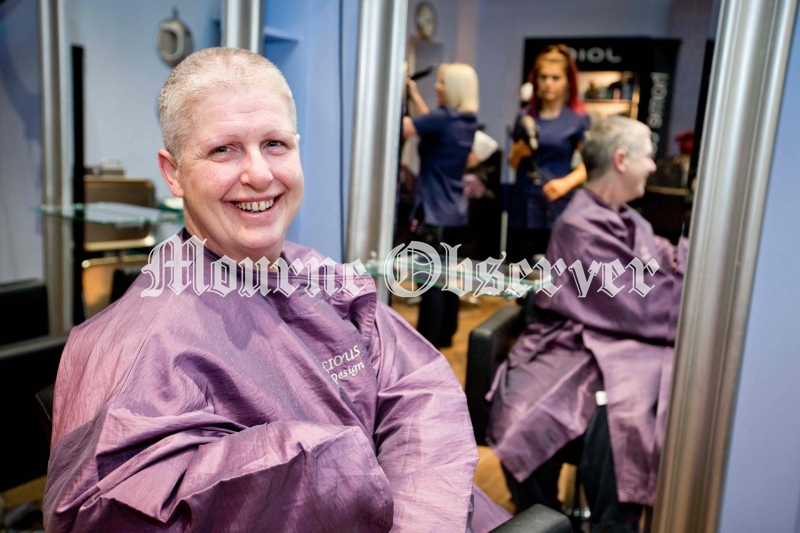 Andrée-Brown-head-shave-AFTER