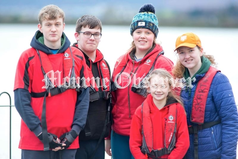 Dundrum-Rowing-Killyleagh-U19s