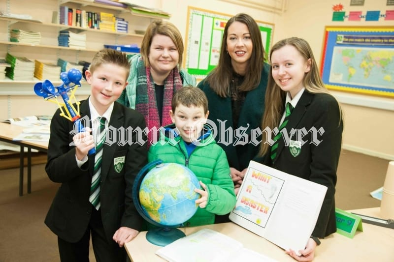 Rathfriland-HS-Open-Night-Geography-Dept