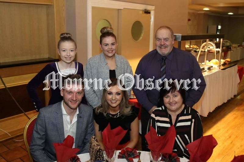 Back-l-r-Jasmin-Cullen,-Lucy-Johnston,-David-Hutchison-front-l-r-Mark-Howlett,-Kathryn-Stewart-and-Sharon-Hutchison