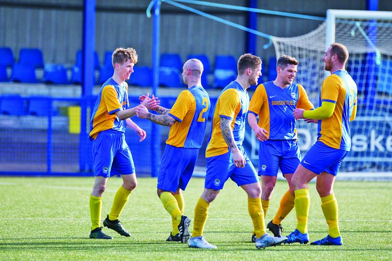 Seasiders play Brantwood on Saturday