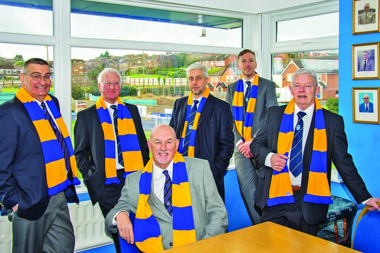 """Bangor FC Chairman, """"We took over a sinking ship"""""""