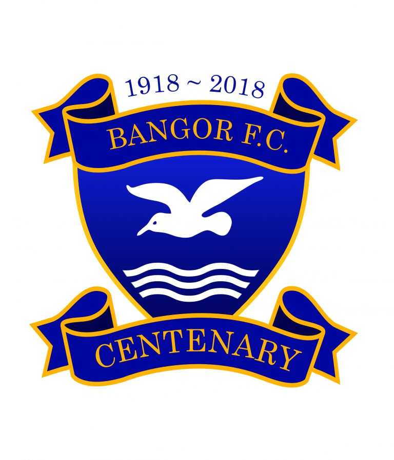Bangor FC unveil new crest
