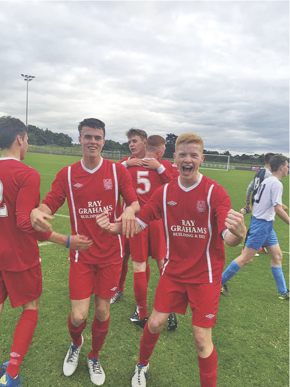 A Super chance for young footballers