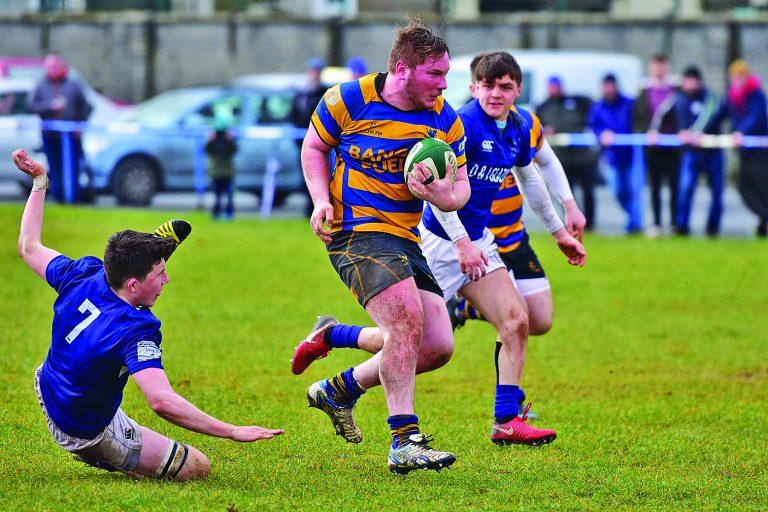 Bangor lose in Limerick