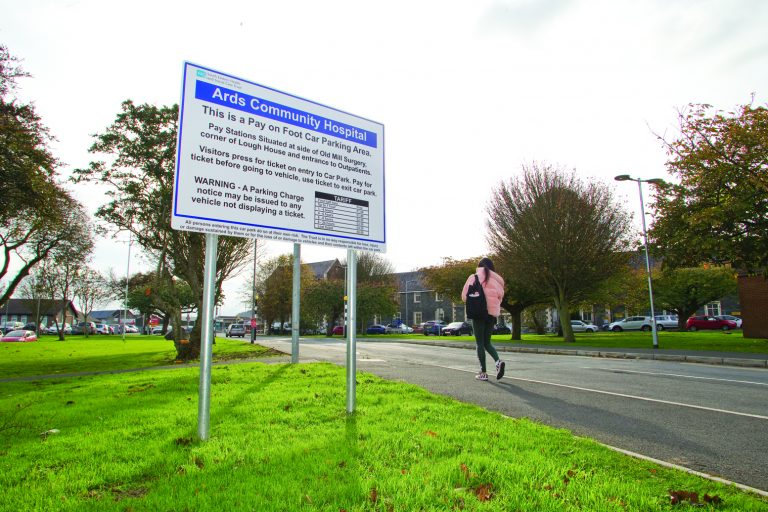 Ards Hospital to introduce new parking charges