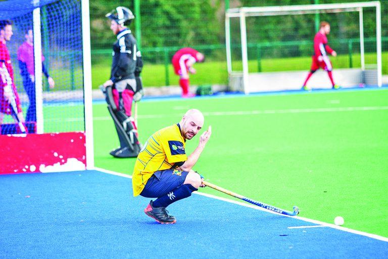 Bangor Mens Hockey hang on to top spot