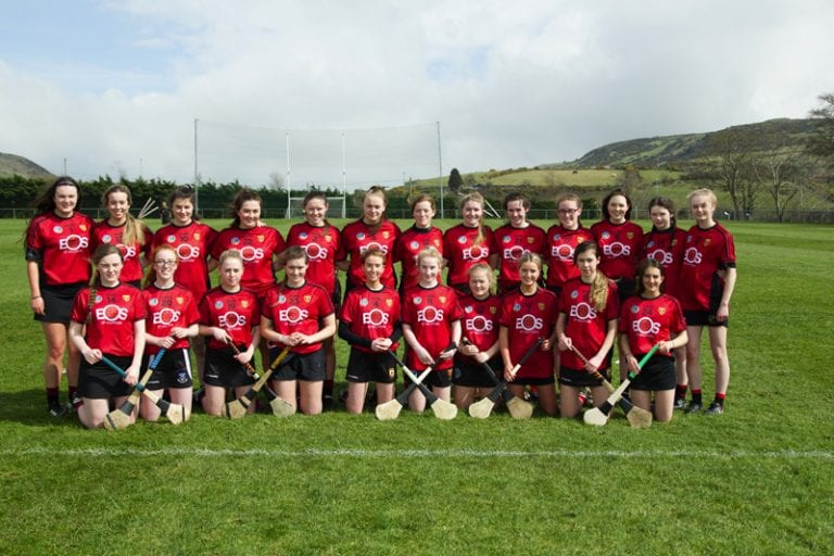 Down Minor camogs into Shield final
