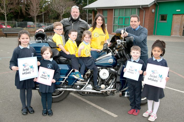Good causes to benefit from school's special transport day