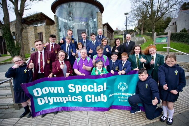 Schools raising funds for Special Olympics athletes