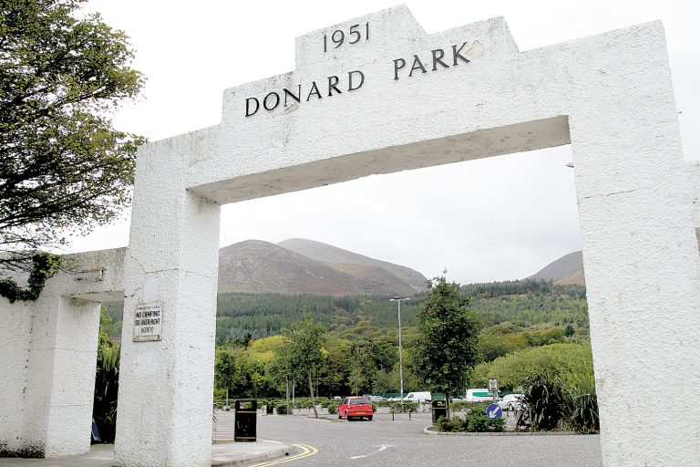 Call for solutions to traffic delays at Donard Park
