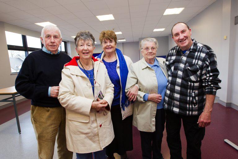 Residents take a trip down memory lane