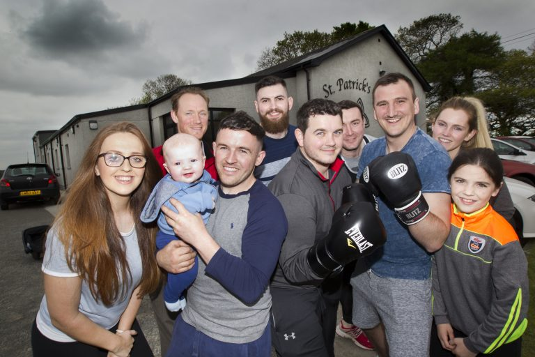 Boxing club set to open