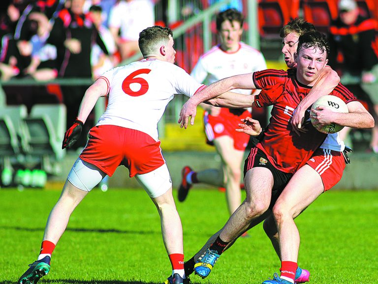 Down Minors must prepare for the quarter-finals after defeat to Tyrone