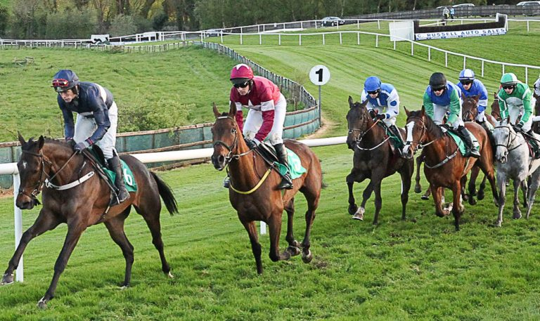Jockey James Hannon has memorable night at Downpatrick