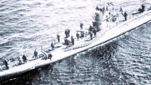 Centenary of a remarkable encounter with German U-Boat