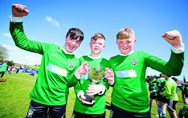 DYFL success for Rossowen, Rossglass, Castlewellan and Celtic Bhoys teams
