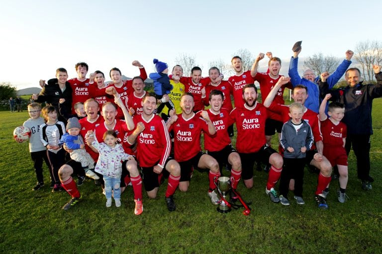 Double winners Ballyvea off to Mid Ulster Football League