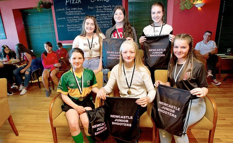 Newcastle Junior Shooters' have great first year