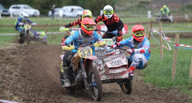Bikers race for charity at Ballynahinch