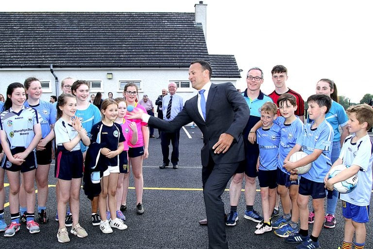 Taoiseach's visit was 'a momentous  occasion' for delighted Mayobridge