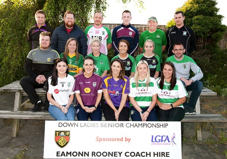 Launch night for Down Ladies Club Championships