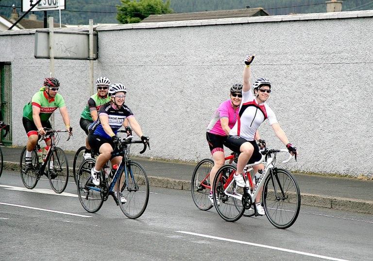 Shimna Wheelers Cycling Club stage annual Sportive