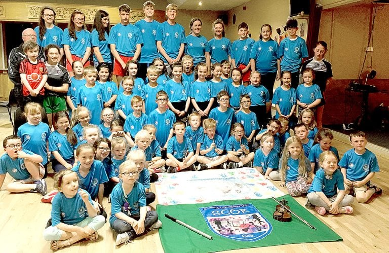 History is made as Mayobridge hosts first ever Scor Summer Camp
