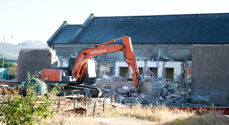 Work starts on new community facilities