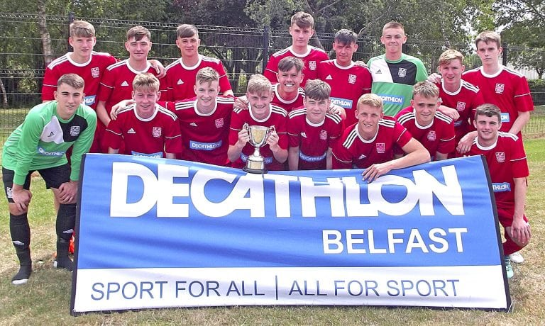 Cup double gives County Down sides a boost