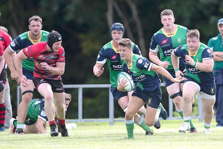 Positive start for Hinch in Ulster Premiership