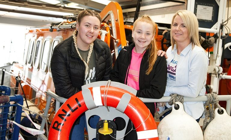 Newcastle RNLI holds annual open day