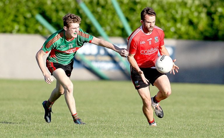 Longstone kept up the pressure in Down Division Two