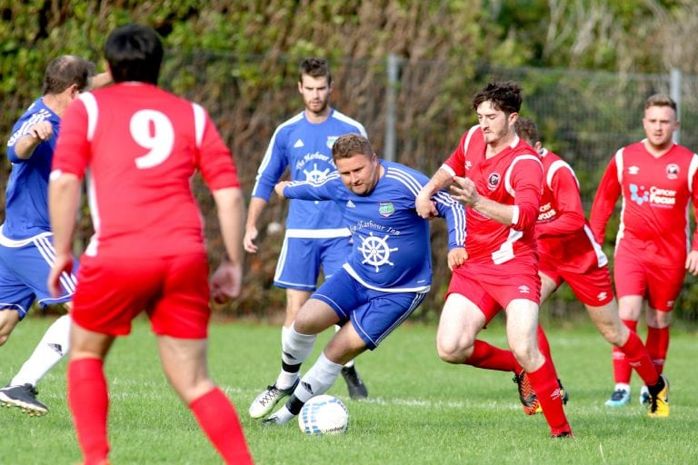 Tollymore make League debut against Annalong