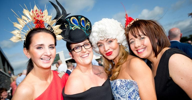 Spectacular style at Downpatrick Ladies Day