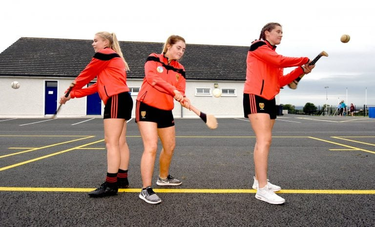 Down girls go to Croke Park for All Ireland Intermediate final