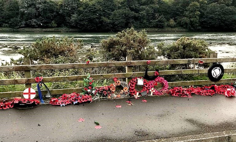 Memorial 'hate crime' is widely condemned