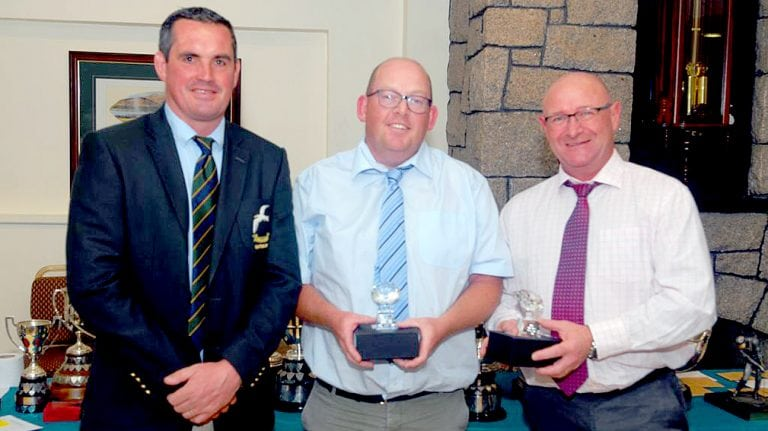 Mourne club presents trophies to 2018 competition winners