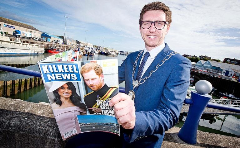 Kilkeel Chamber of Commerce elects youngest ever president