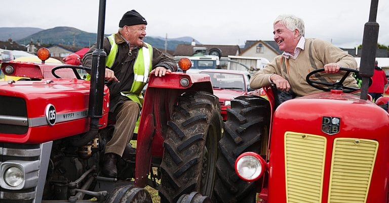 A great day out at the Mourne Vintage Club's annual show