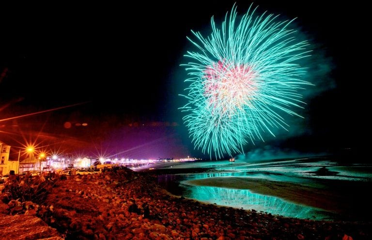 District council spends thousands on upcoming fireworks displays