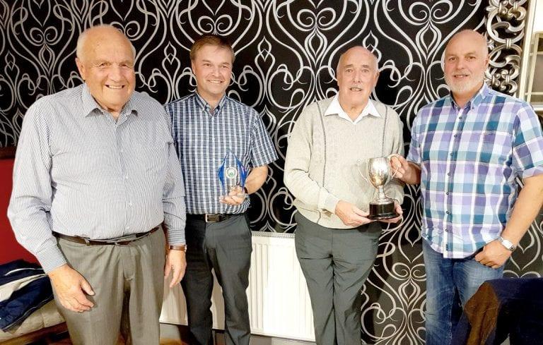 East Down Churches League presents awards