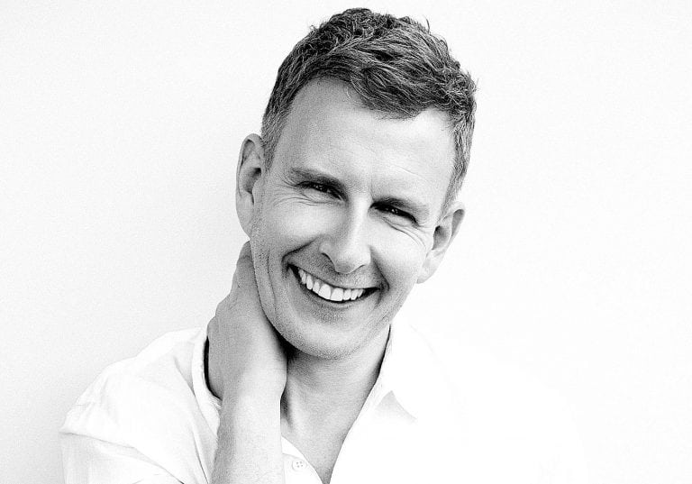 Patrick Kielty takes on new role in support of integrated education