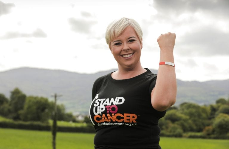 Local woman chosen as the face of charity's campaign