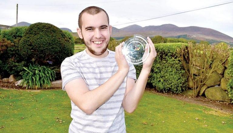 Nathan is Pride of Britain winner