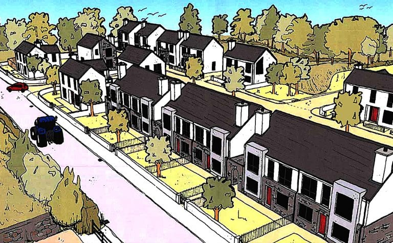 32 new houses proposed for Bryansford