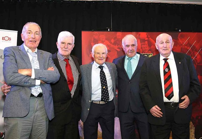 Down county dinner honours the All Ireland champions of 1968
