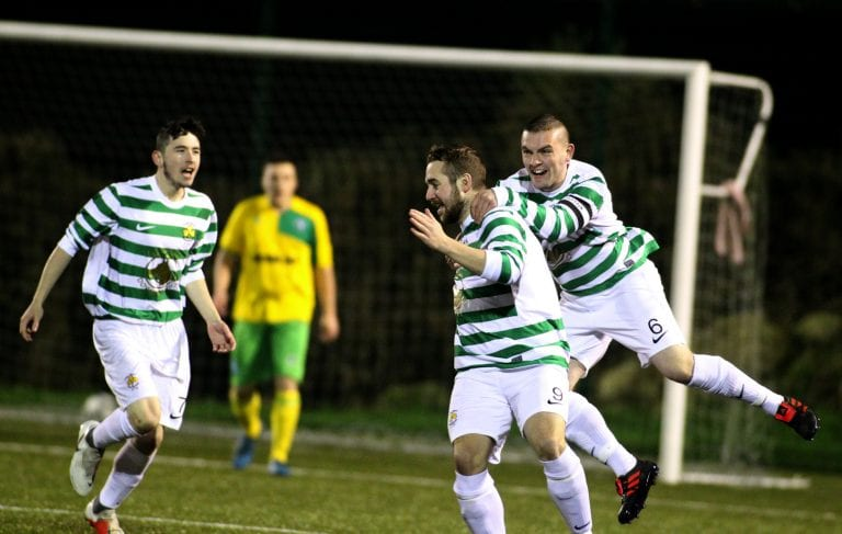 After two semi-final defeats, Celtic Bhoys finally make it to the Bobby Dalzell Cup decider