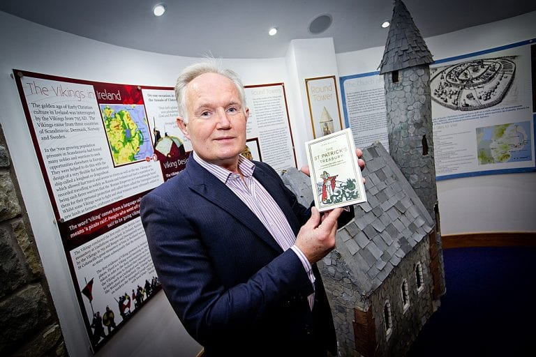 New book is a treasure-trove of information on the life and the legacy of St Patrick