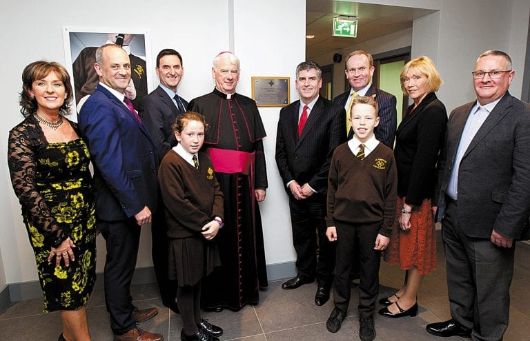 A special day for St Joseph's Primary School, Carnacaville